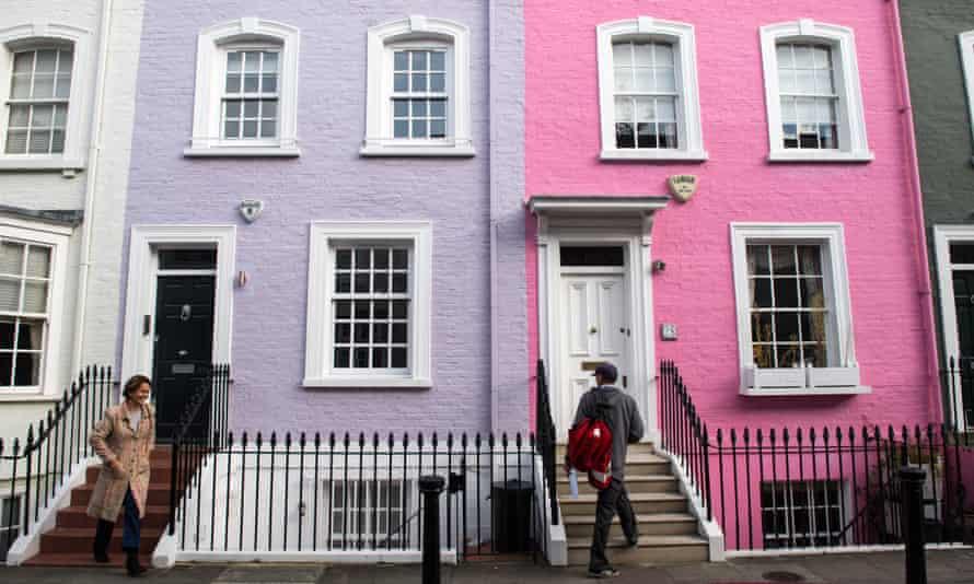 Houses in Chelsea