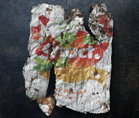 Snact compostable packaging
