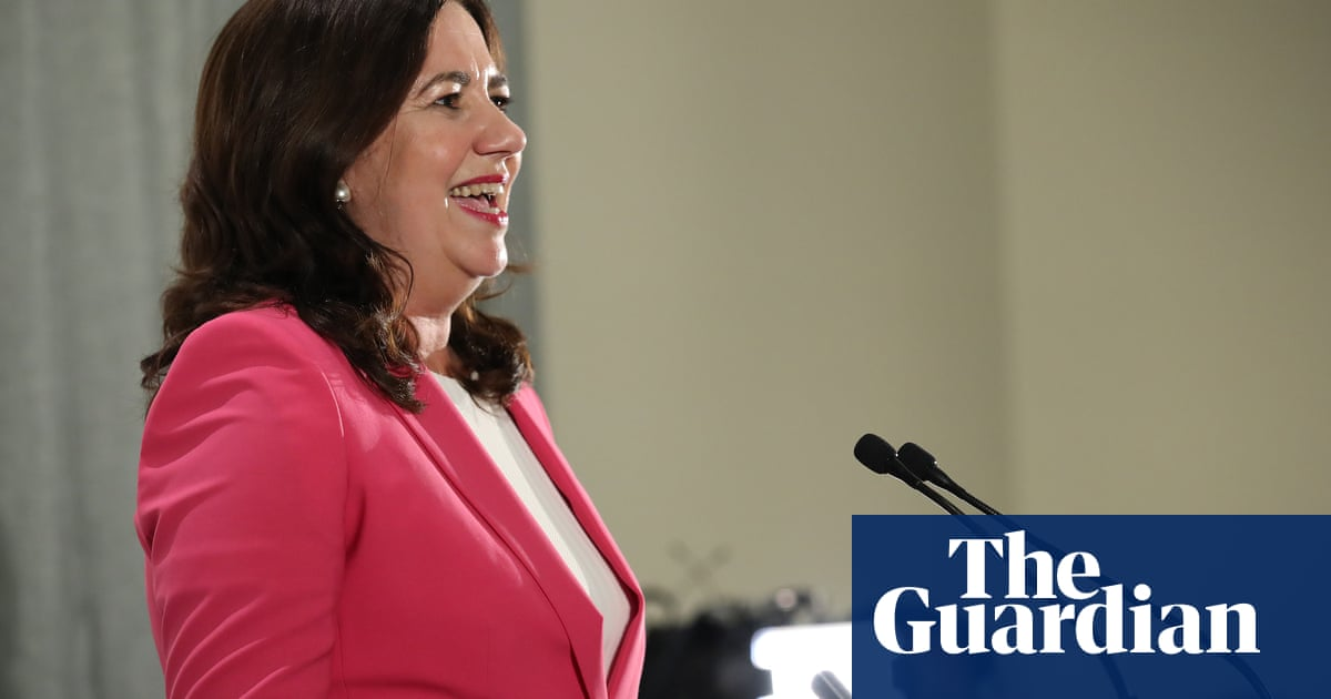 Crown sits easy on the head of Annastacia Palaszczuk three time-winner – The Guardian