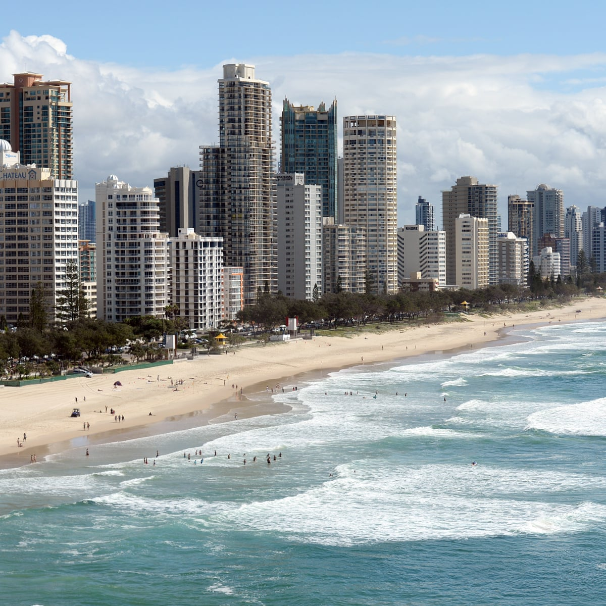 Man Denied Bail Over Alleged Surfers Paradise Sexual Assault Rampage Crime Australia The Guardian