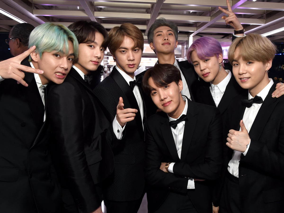 Bts K Pop Band Members Must Do Military Service South Korea Says