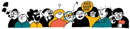 illustration 4/5 for long read on focus groups