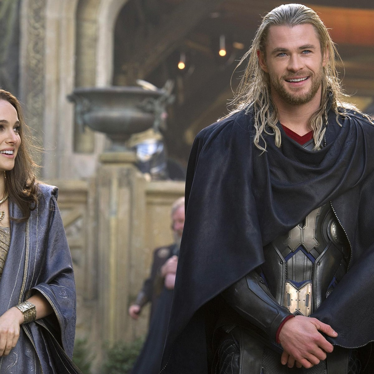 Natalie Portman Confirmed As Mighty Thor In Marvel Sequel Thor The Guardian It features one of thor's most memorable moments. mighty thor in marvel sequel