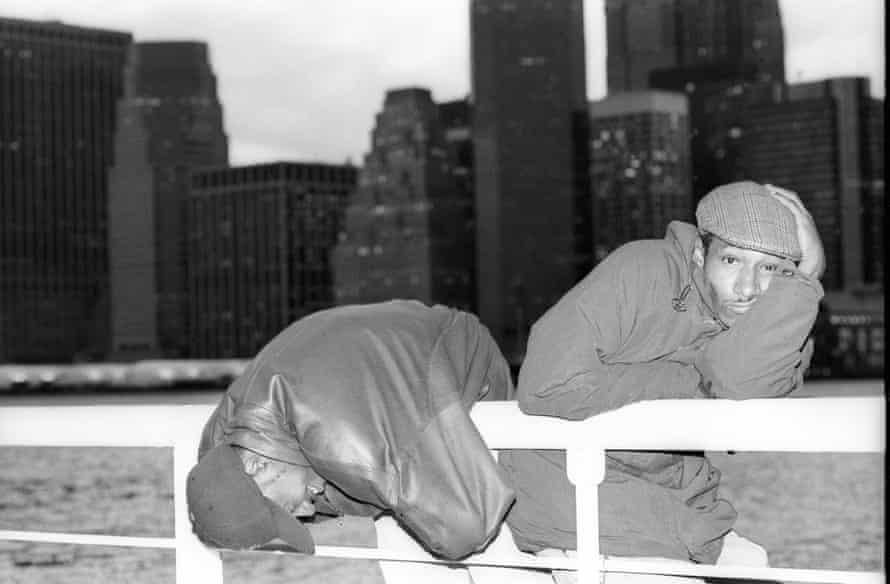 Black Sheep in Brooklyn in 1994.