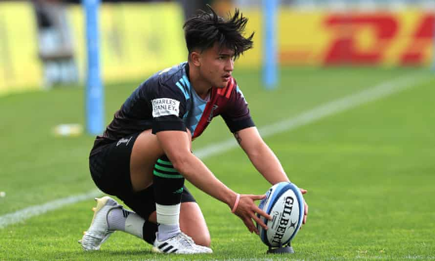 Marcus Smith looks set for an England debut this summer, with the young fly-half enjoying a fine season for Harlequins.