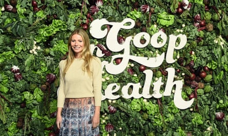 in goop Health SummitNEW YORK, NY - JANUARY 27: Gwyneth Paltrow attends the in goop Health Summit on January 27, 2018 in New York City. (Photo by Ilya S. Savenok/Getty Images for Goop)