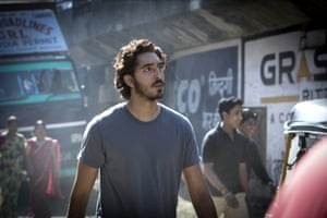 Dev Patel follows his hunch in Lion.