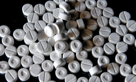 Ecstasy tablets, MDMA can also be taken in powder form.