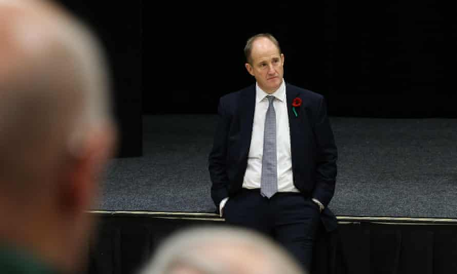 Kevin Hollinrake has stepped down from an all-party parliamentary group on fracking.