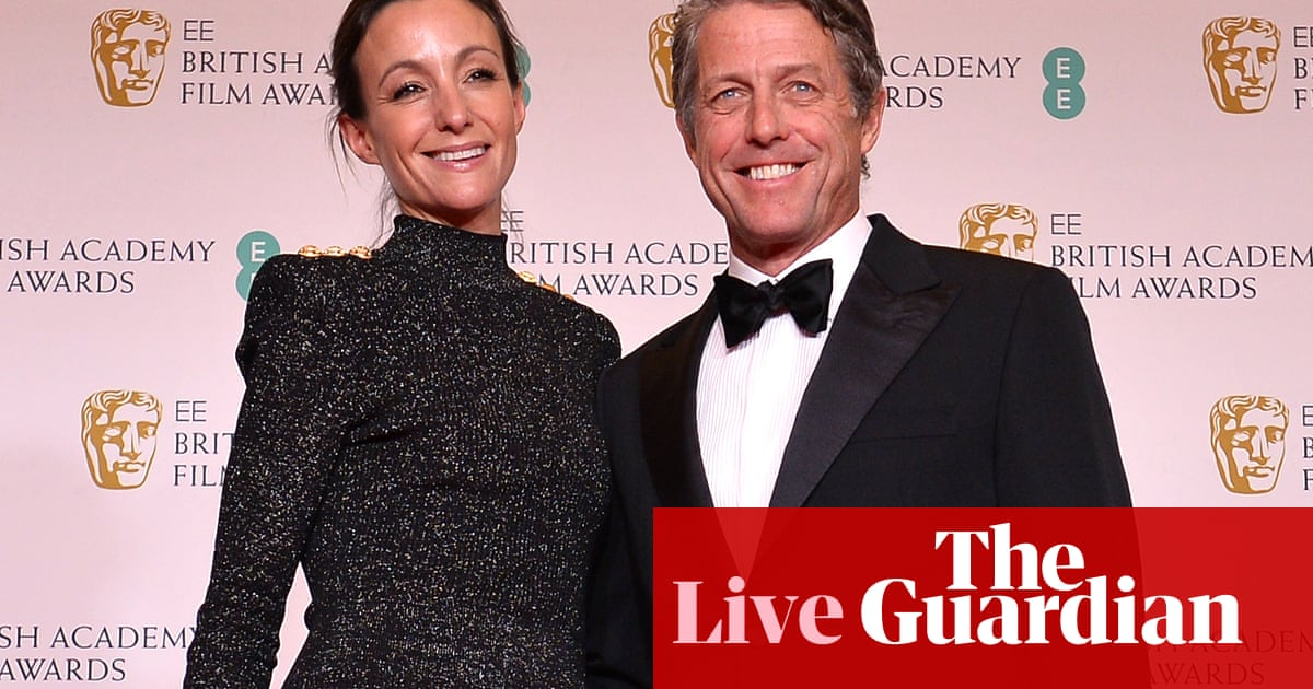 Baftas 2021: Britain's big film awards night – live!