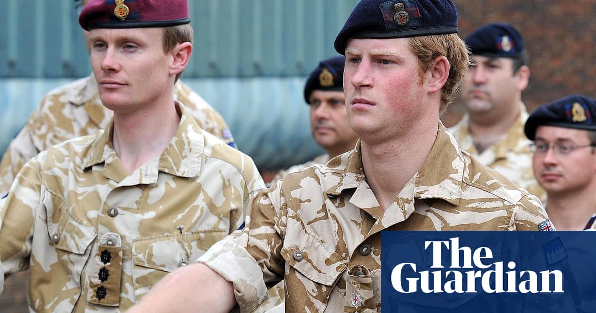 Royals to forgo military gear at Philip's funeral 'to avoid embarrassing Harry'