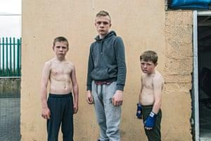Donoghue Brothers, Irish Travellers, Galway, Ireland 2019 by Joseph-Philippe Bevillard, juror pick