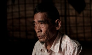 Witness to a massacre: the former Myanmar soldier who saw