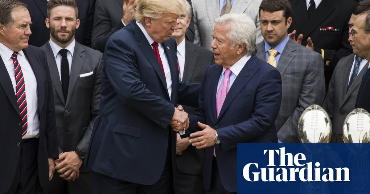 Video of Patriots owner Robert Kraft in massage parlor sex sting to be destroyed