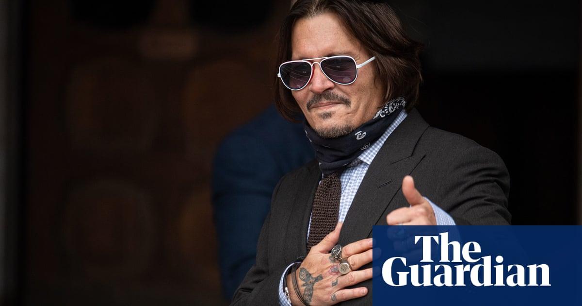 Johnny Depps anger based on deep misogyny, court told