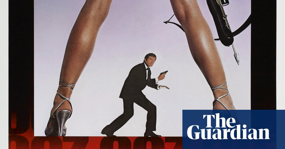 The seminal film posters of Bill Gold – in pictures   Film