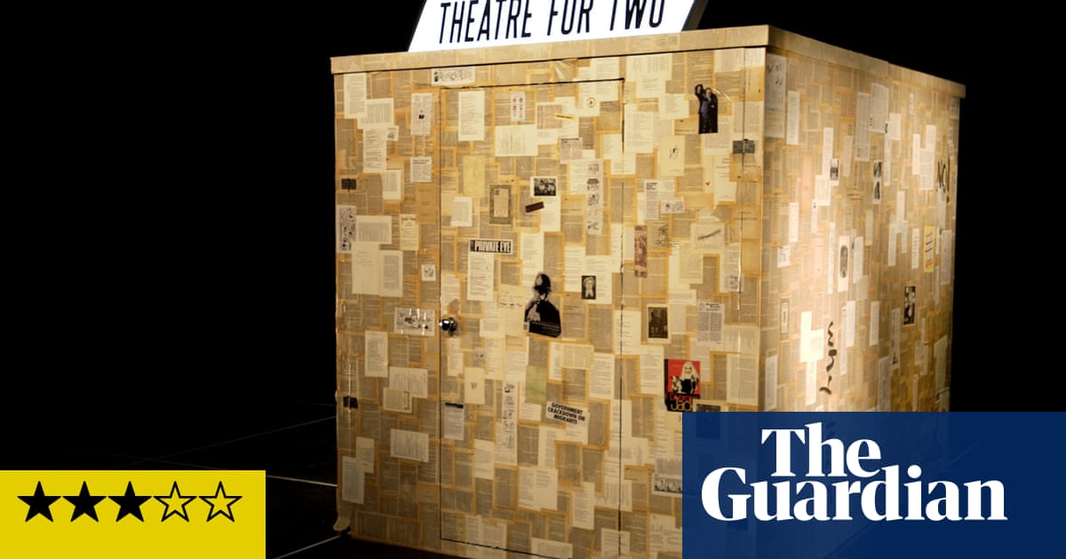 Theatre for Two review – intimate encounters, from bedroom to bus stop