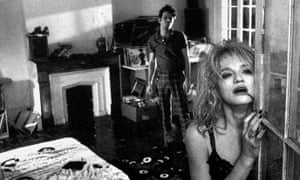 Tom Waits and Ellen Barkin in Down by Law (1986), the first of four features on which Robby Müller and Jim Jarmusch worked together.