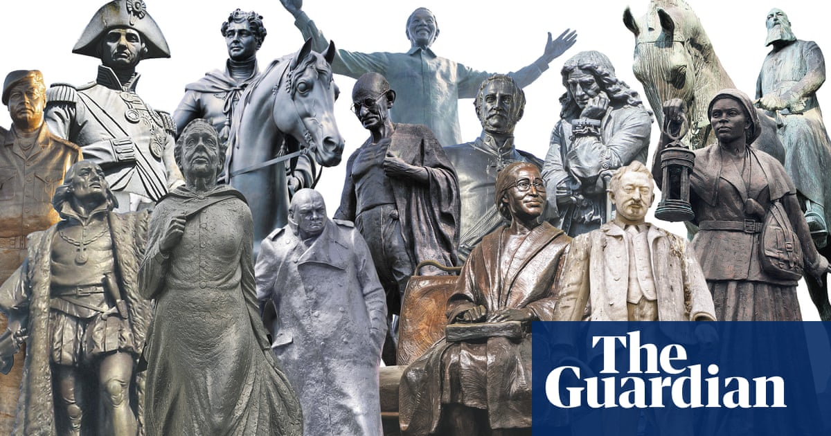 Why every single statue should come down