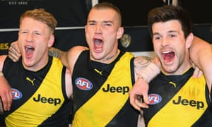 Tigers dare to dream of first premiership in 37 years after