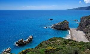 Kythera, Greece.
