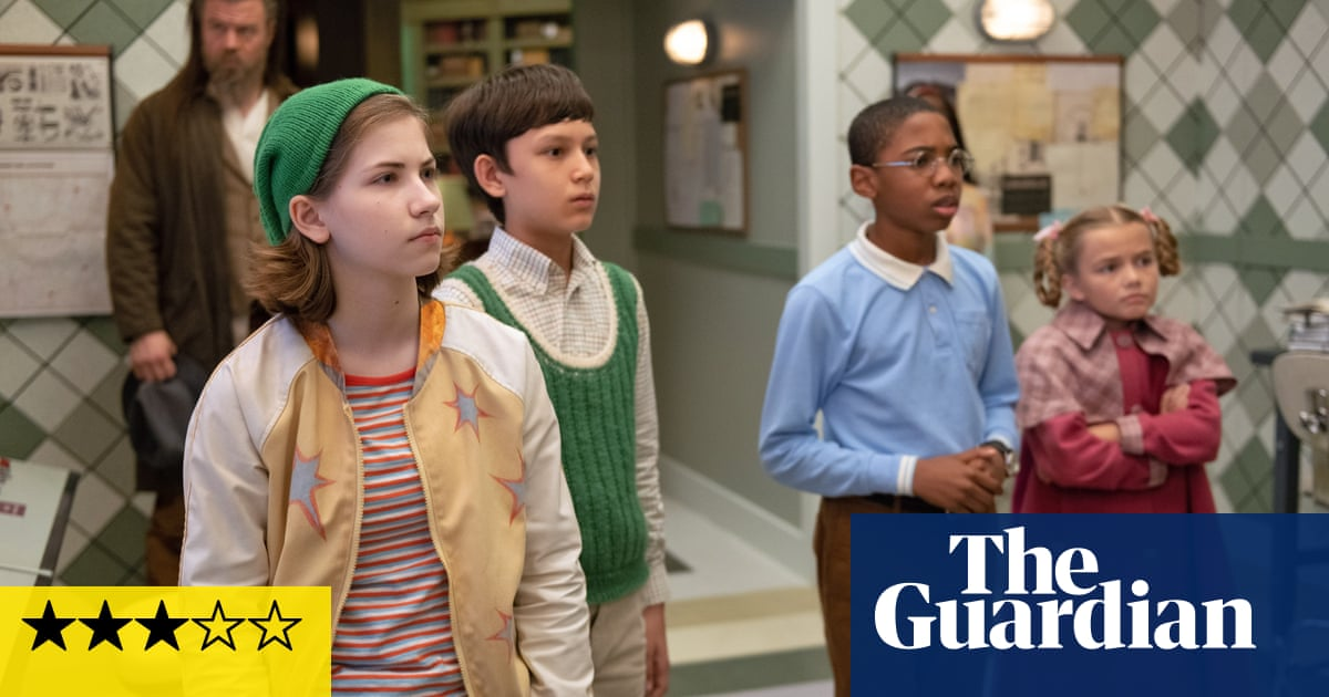The Mysterious Benedict Society review – a fun Wes Anderson-lite romp