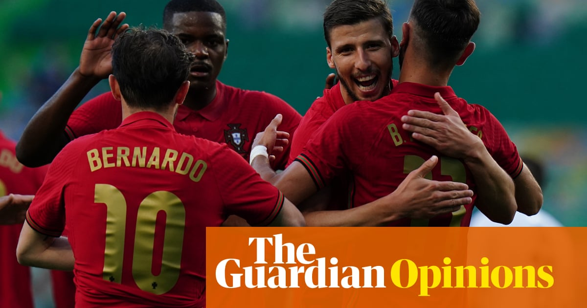 At the Euros, winning teams can start badly. It's how they respond that matters