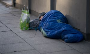 Single homeless people have suffered most from drastic cuts to council budgets.