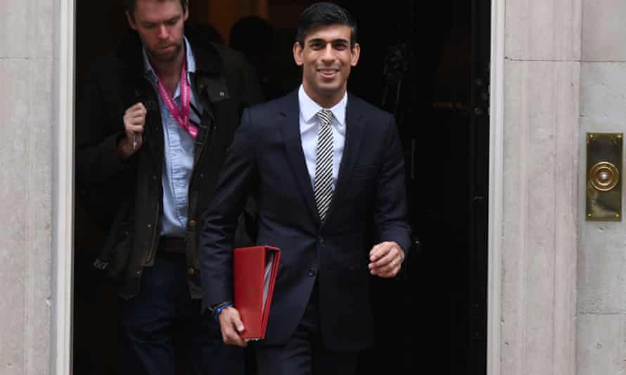 Rishi Sunak has warned that the biggest increase in the budget deficit in peacetime will require 'hard choices' on tax and spending to be taken.