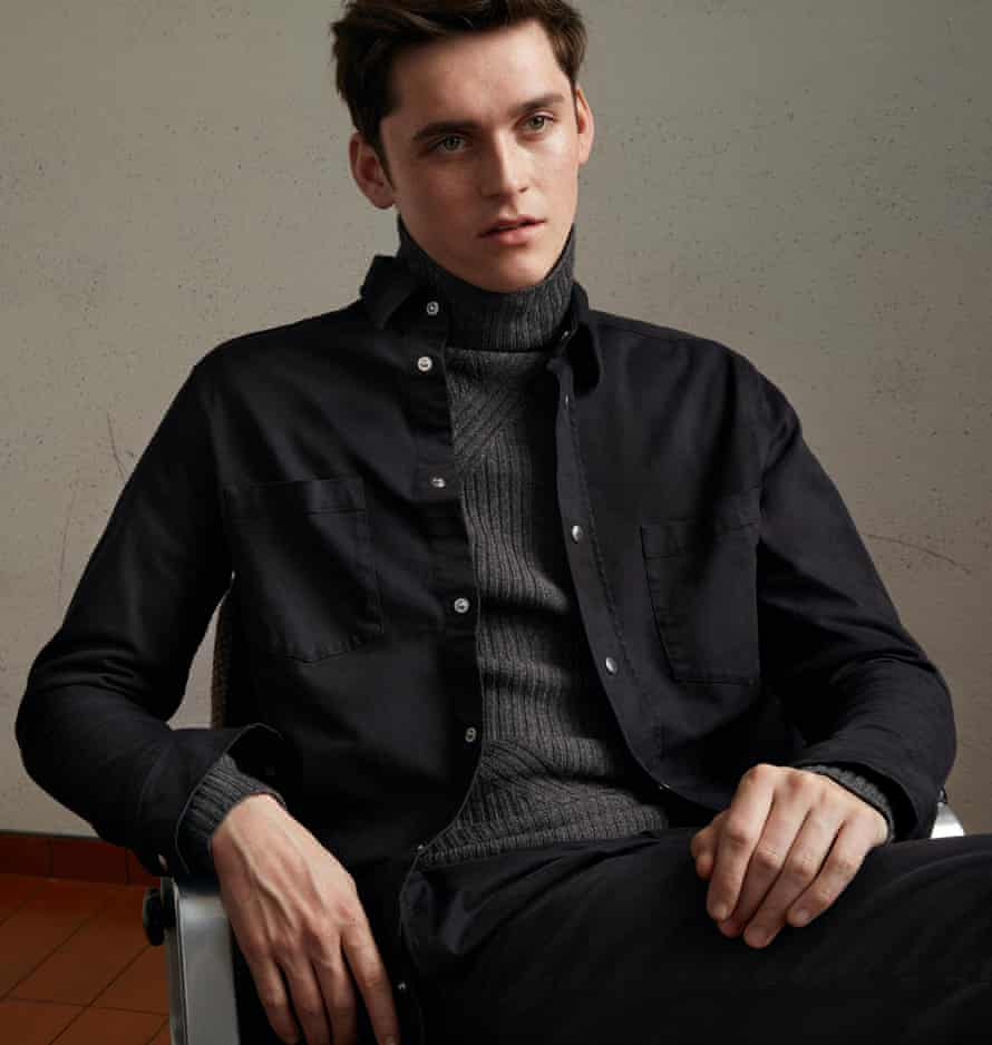 Classic Scandi minimal style from H&M.