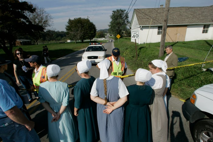 The happening': 10 years after the Amish shooting | US news