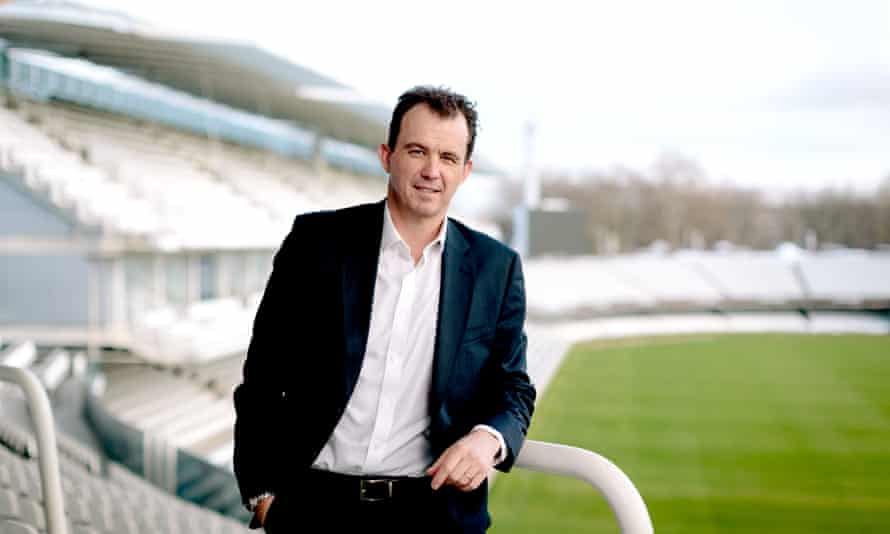 The ECB chief executive, Tom Harrison, was paid £512,000 last year despite taking a voluntary pay cut.