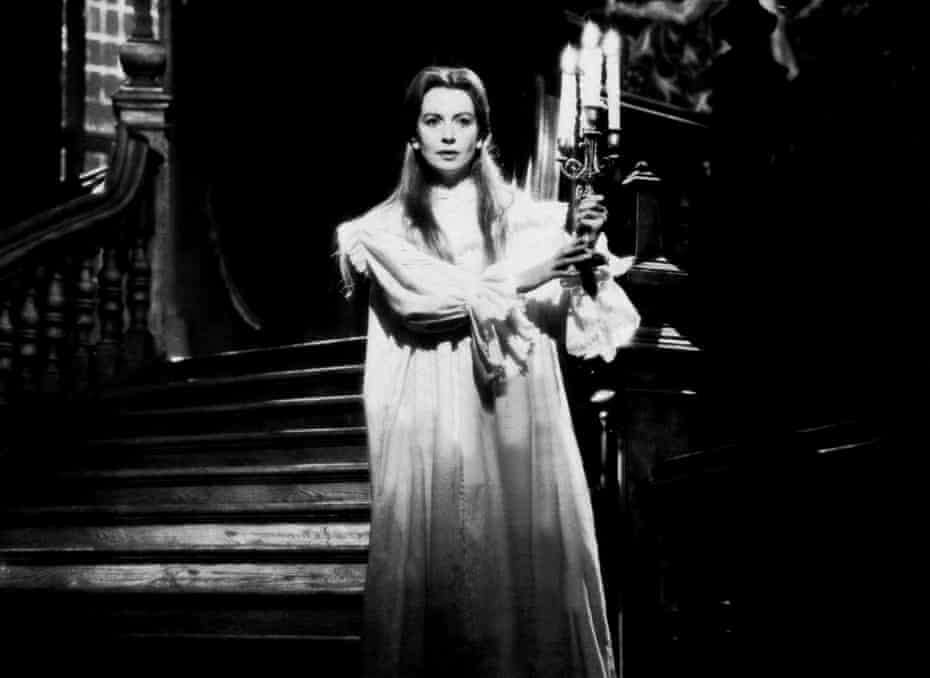 Deborah Kerr in The Innocents.