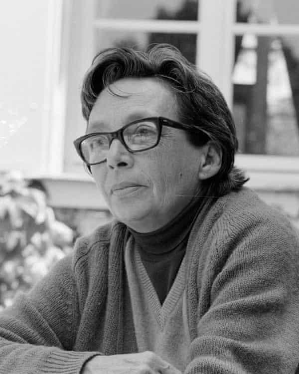 Marguerite Duras.