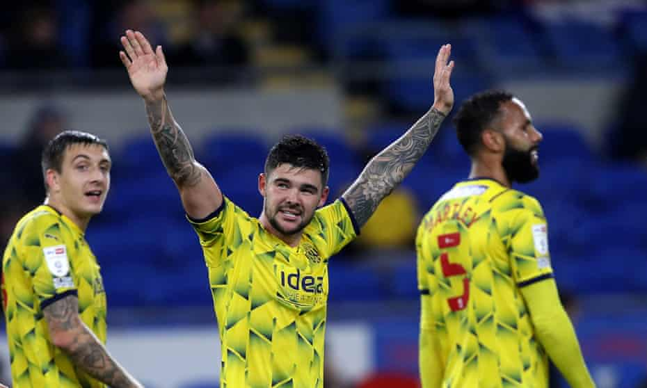 Alex Mowatt hit the goal of the night for West Brom.