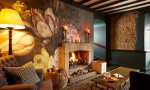 The Bull Hotel, Fairford, Gloucestershire