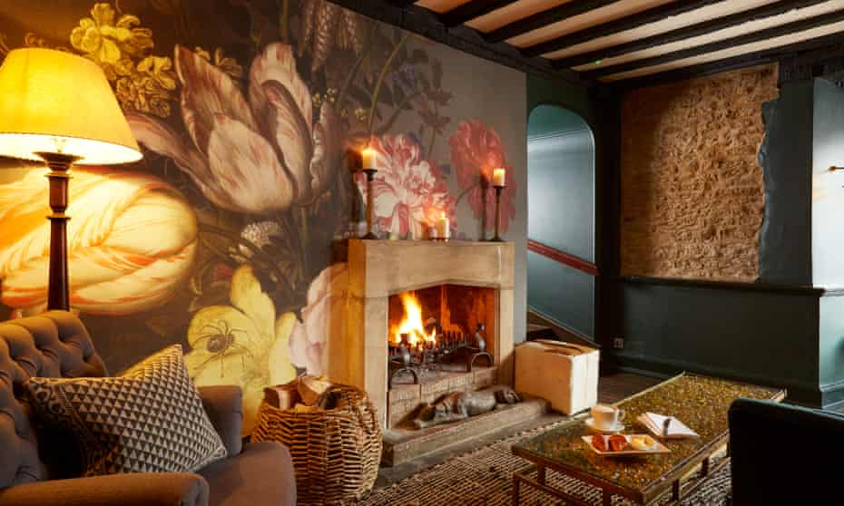 The Bull Hotel, Fairford, Gloucestershire