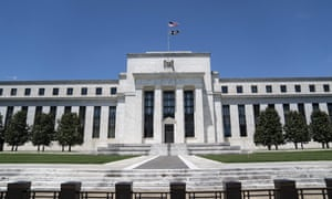 The U.S. Federal Reserve in Washington, D.C.,