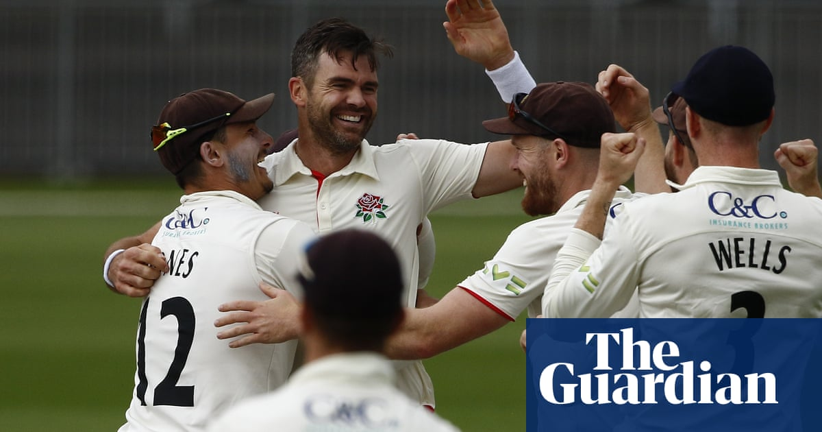 The Spin | A fitting end for Jimmy Anderson's 1,000th first-class wicket