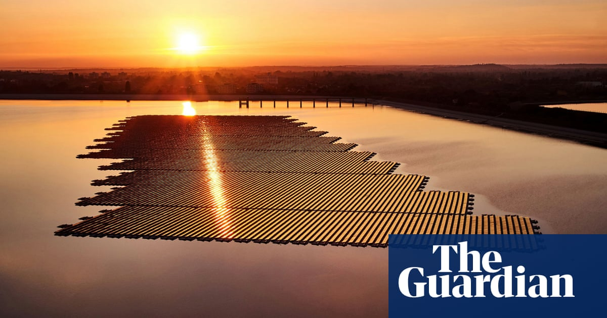 BP's joint solar venture Lightsource BP to more than double expansion by 2025