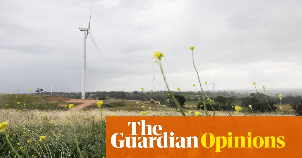 The coming recession is the best reason to step up the pace of renewables investment | Frank Jotzo | Australia news | The Guardian