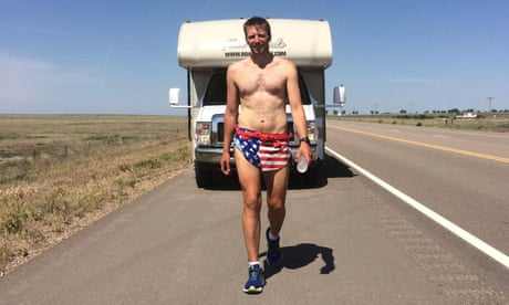 Runner's lie? Cheating rumors didn't stop Robert Young – but something else did