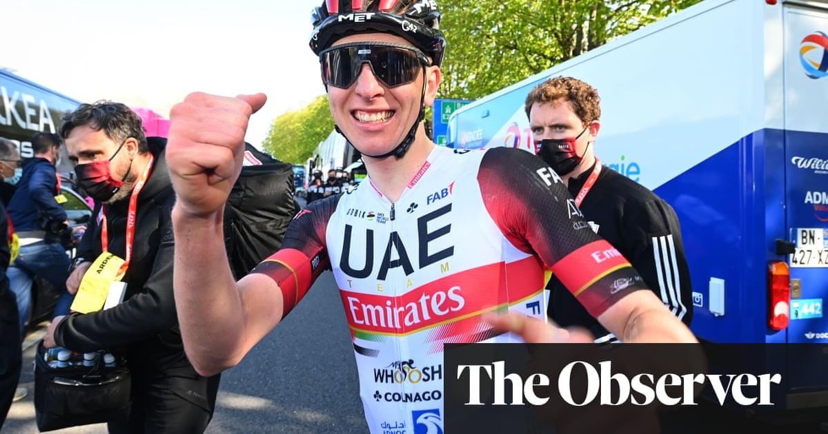 Double climb of the Giant may give Tadej Pogacar edge in Tour de France