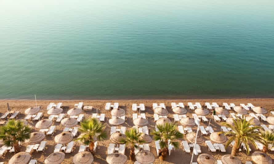 The beach resort of Alanya, on Turkey's central Mediterranean coast