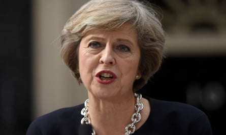 Theresa May launched an audit of public services in 2016 to root out racial disparitie