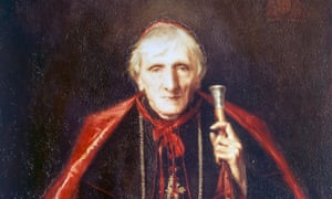 A portrait of John Henry Newman painted by Emmeline Deane in 1889, the year before his death.