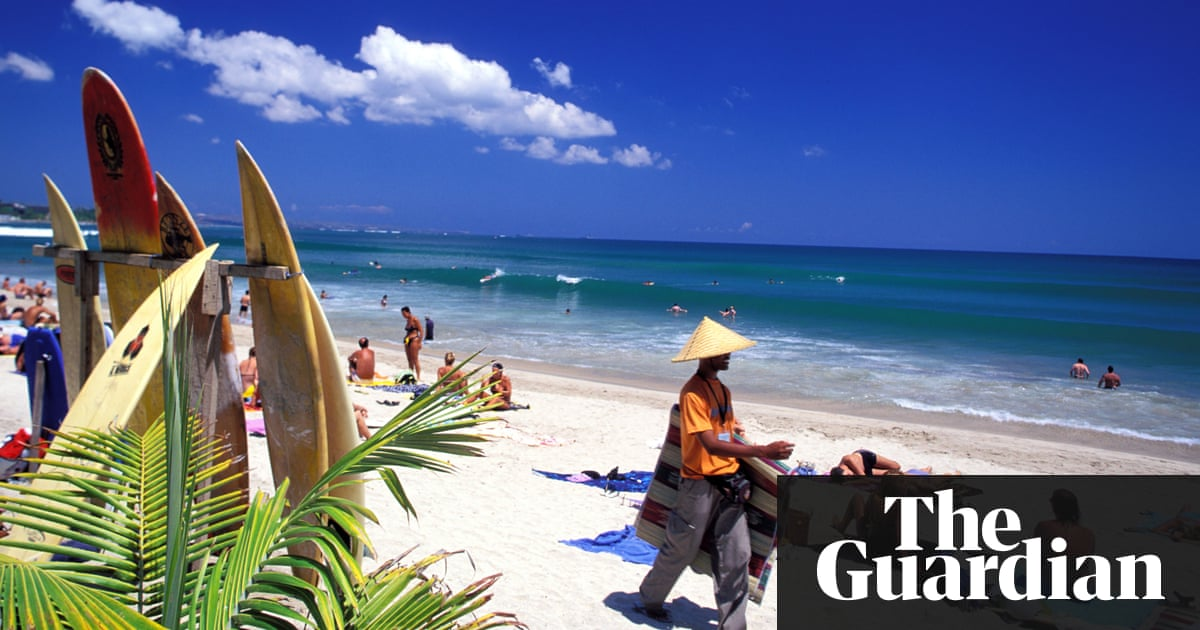 Boy, 12, steals credit card and goes on Bali holiday after fight with mother