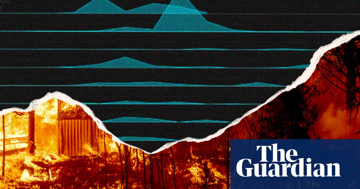Why the American west's 'wildfire season' is a thing of the past – visualized