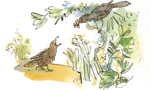 Illustration from My Year (May) © Quentin Blake 1993 copy