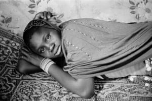 Aisha, in Komabangou, Niger